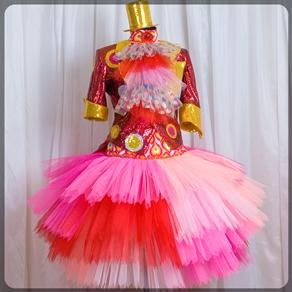 Готовый клоунский костюм