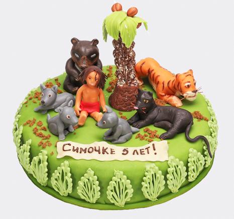 Торт Маугли