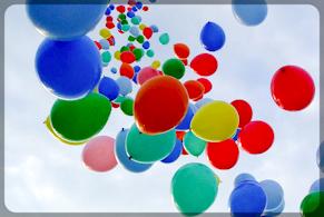 Воздушные шары на праздник детям