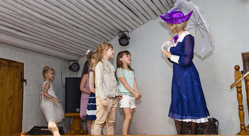Мэри и дети