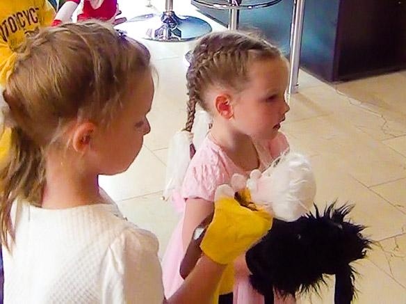 Программа с куклами