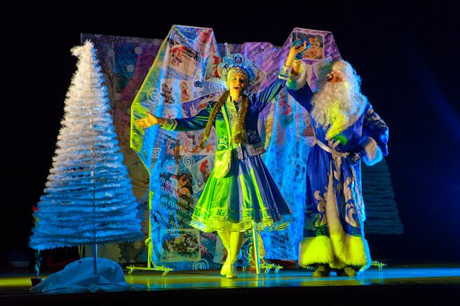 Детский новогодний спектакль