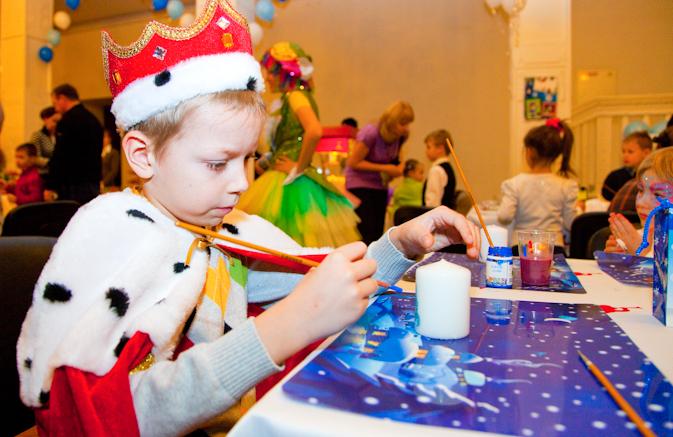 Творческий мастер классы для детей