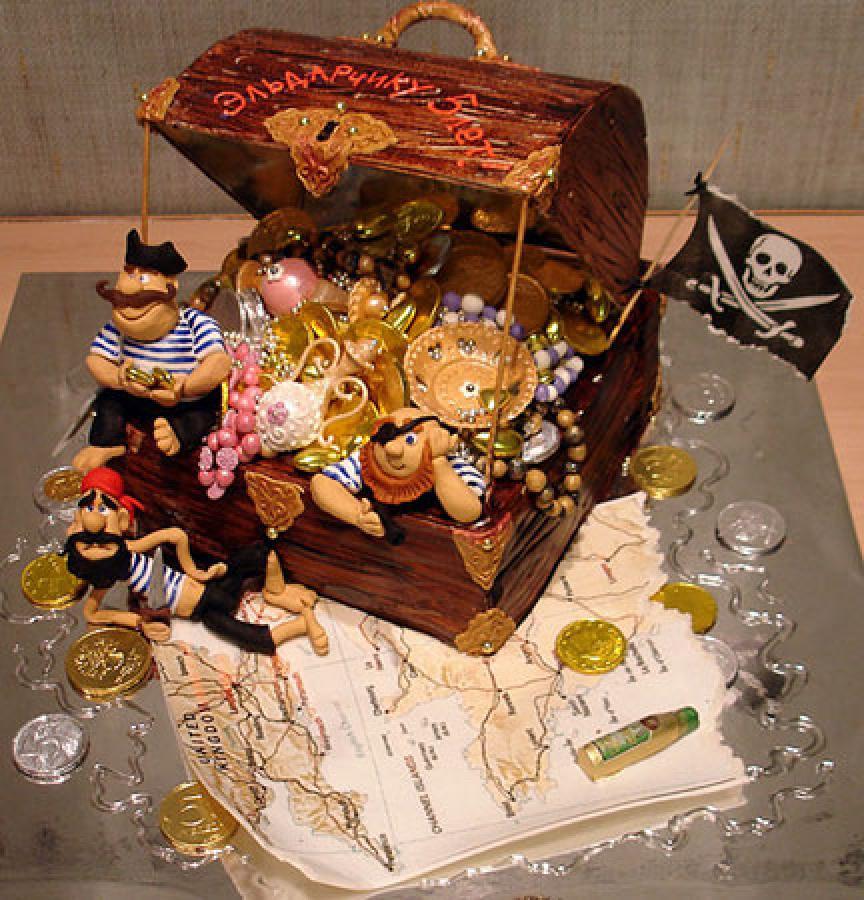 Пиратская день рождения сценарий 167