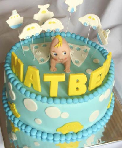 Торт Матвей