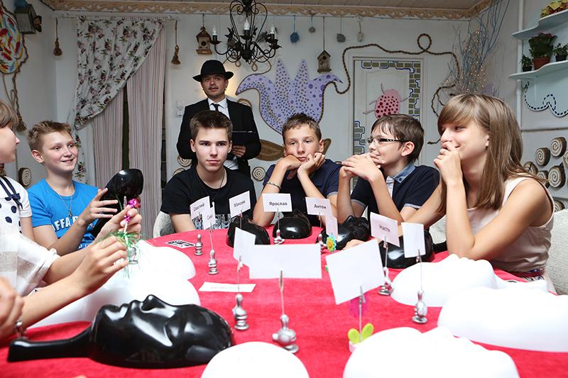 игры на знакомства для детей и подростков