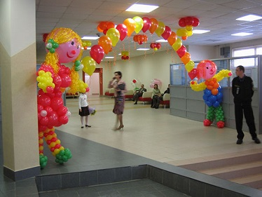 Проводим день рождения ребенка в Москве